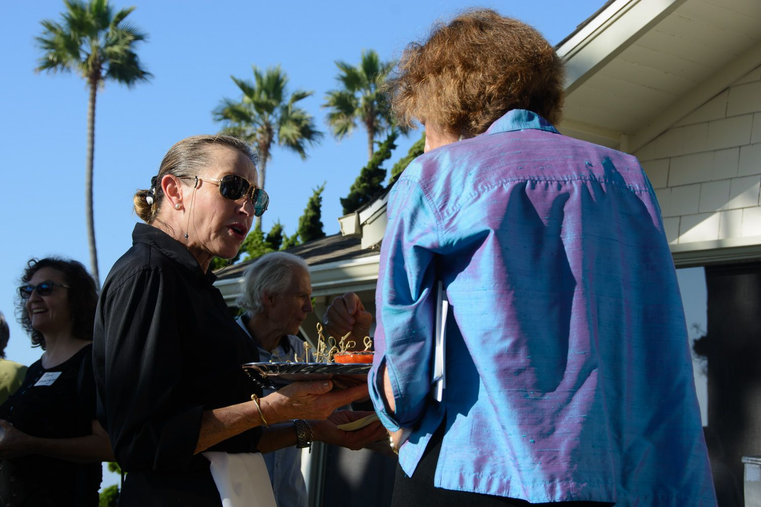 Wolfgang H. Berger 'Celebration of Life'. Sunday, October 15, 2017 at the Martin Johnson House, Scripps Institution of Oceanography, La Jolla, California.